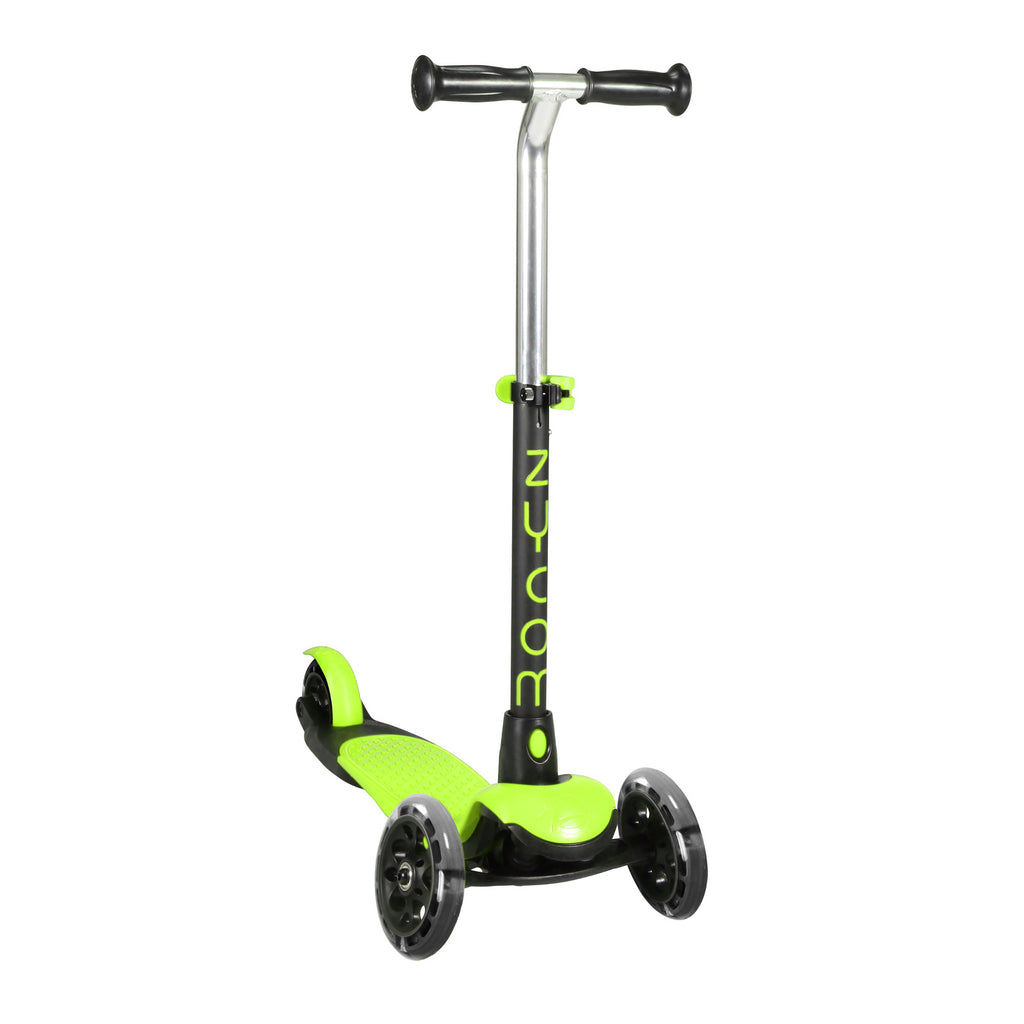 Zycom Zing Light Up Complete Scooter w//Light Up Wheels Red//Black