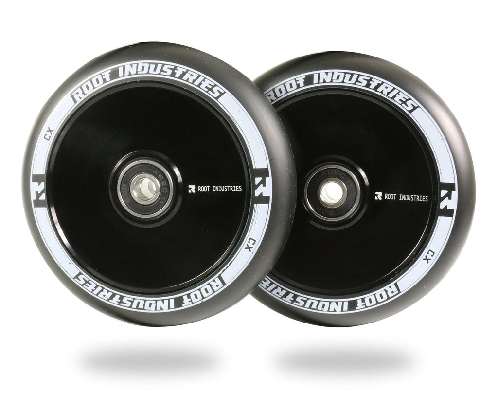 Root AIR Wheels for freestyle stunt scooters - 110mm black