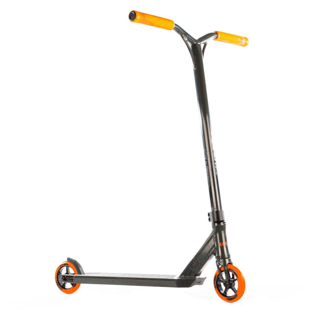 Pumpanickel Sports Shop. Versatyl Bloody Mary V2 Complete Stunt Scooter Orange Black For Young Beginners. Buy trick scooter online Singapore