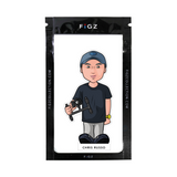 Figz Stickers - Chris Russo