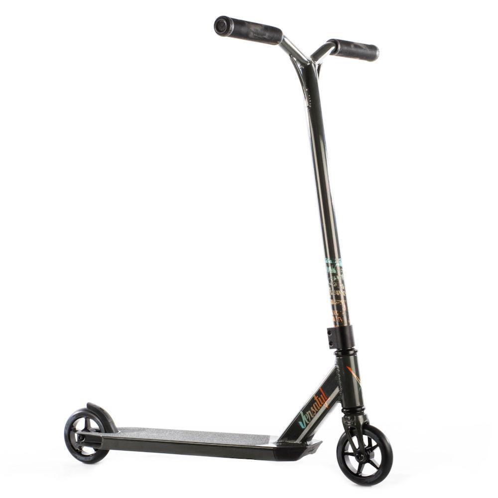 Pumpanickel Sports Shop. Versatyl Cosmopolitan V2 Complete Stunt Scooter Black For Young Beginners. Buy trick scooter online Singapore