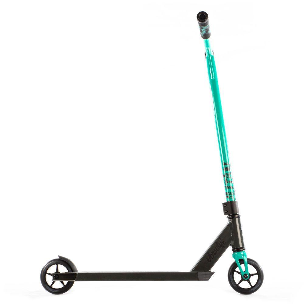 Pumpanickel Sports Shop. Versatyl Cosmopolitan V2 Complete Stunt Scooter Blue Black For Young Beginners. Buy trick scooter online Singapore