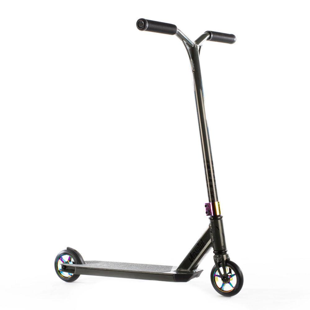 Pumpanickel Sports Shop. Versatyl Cosmopolitan V2 Complete Stunt Scooter Neochrome For Young Beginners. Buy trick scooter online Singapore