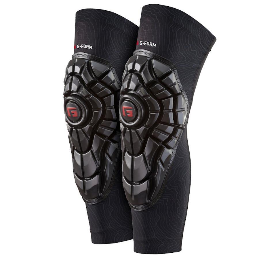 Pumpanickel Sports Shop G-Form Elite Knee Guards are CE 1621 Level 1 certified, the highest standard for motorcycle joint protection