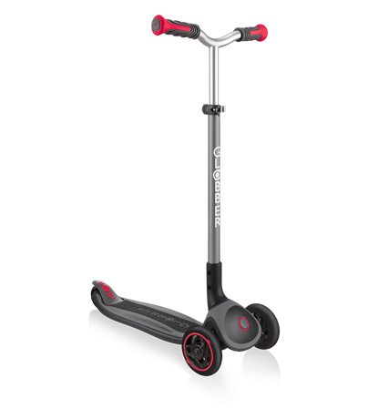 Shop Singapore Pumpanickel Sports Shop Buy Globber Master Foldable 3-Wheels Kids Scooter -Red Black