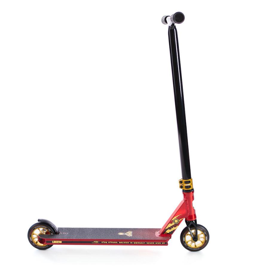 Lucky Freestyle Stunt Scooter - JMG Signature Complete Scooter