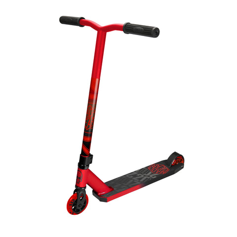 Madd Gear Kick Pro Stunt Scooter (6 years & up) - Red/Black