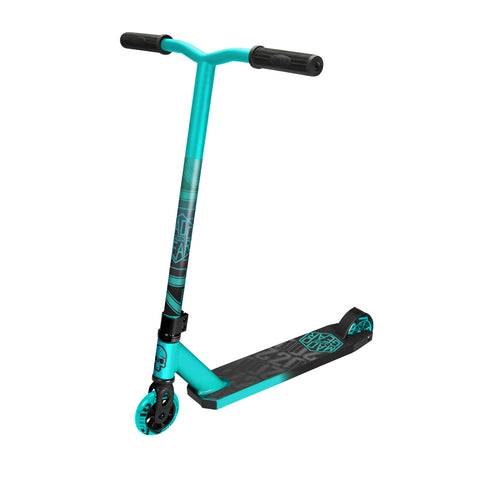 Madd Gear Kick Pro Stunt Scooter (6 years & up) - Teal/Black