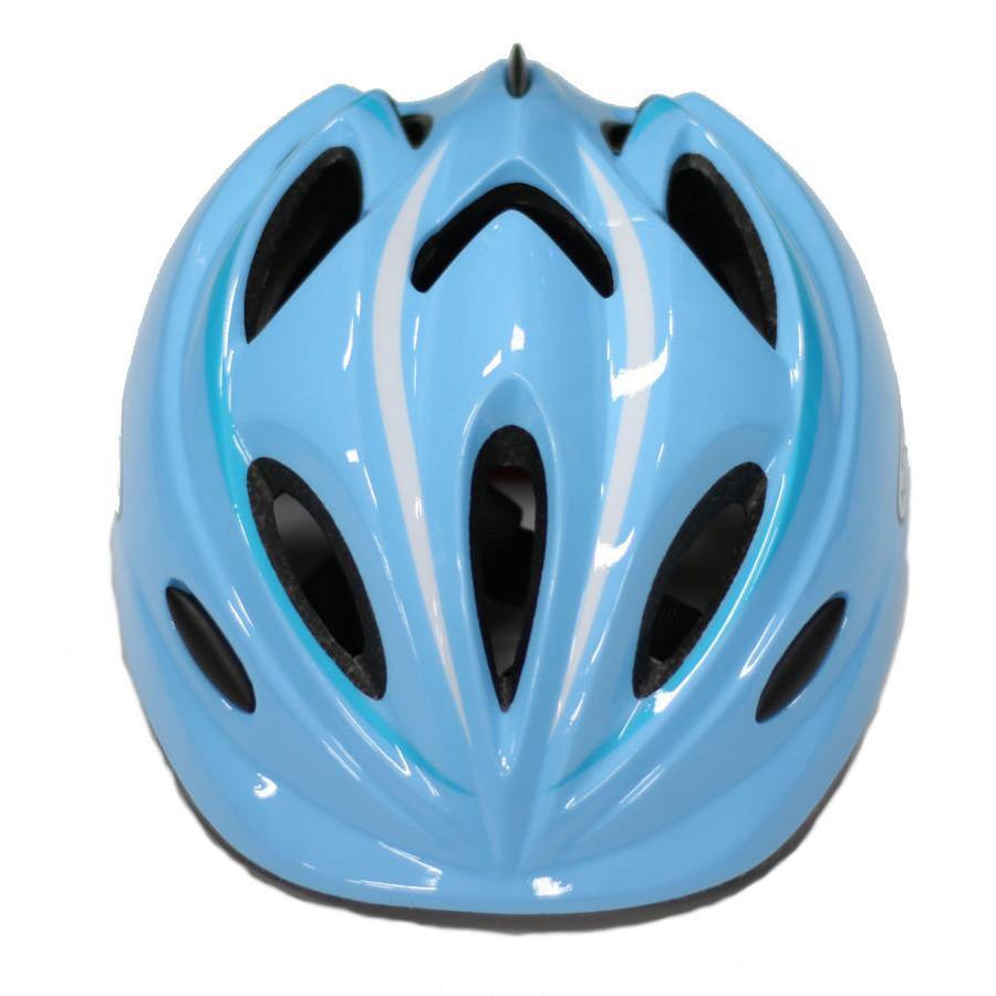 Pumpanickel Sports Shop Nexus kids helmet for kids when they are out skating, scooting or cycling. Sizes S & M for age 2 years & up. Blue