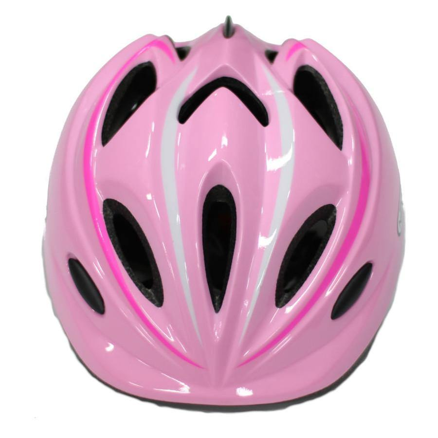 Pumpanickel Sports Shop Nexus kids helmet for kids when they are out skating, scooting or cycling. Sizes S & M for age 2 years & up. Pink