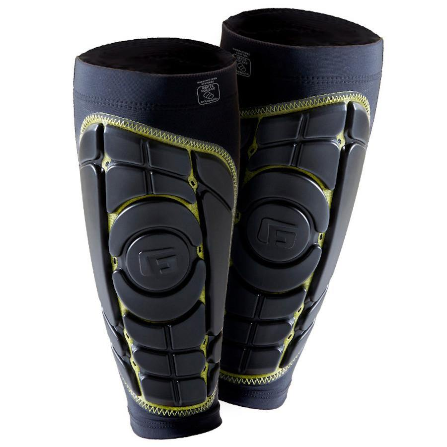 Pumpanickel Sports Shop G-Form Pro-S Elite Shin Guard for soccer football, BMX, longboarding