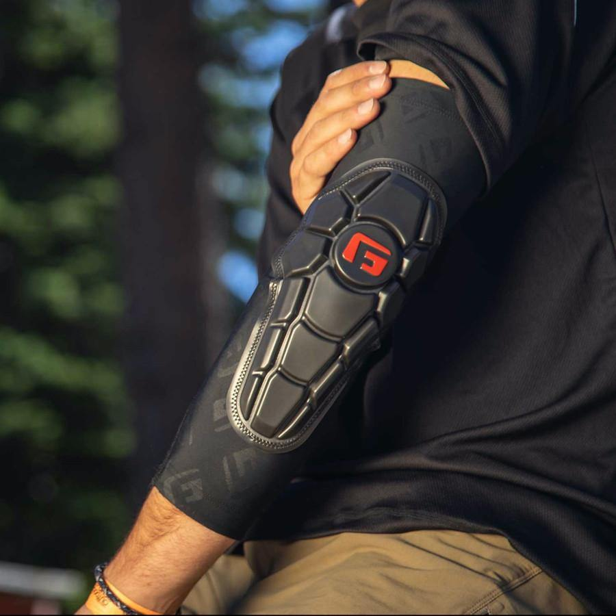 Pumpanickel Shop G-Form Pro-X2 Elbow Pads give you the protection you need, when you need it, without hindering your movement