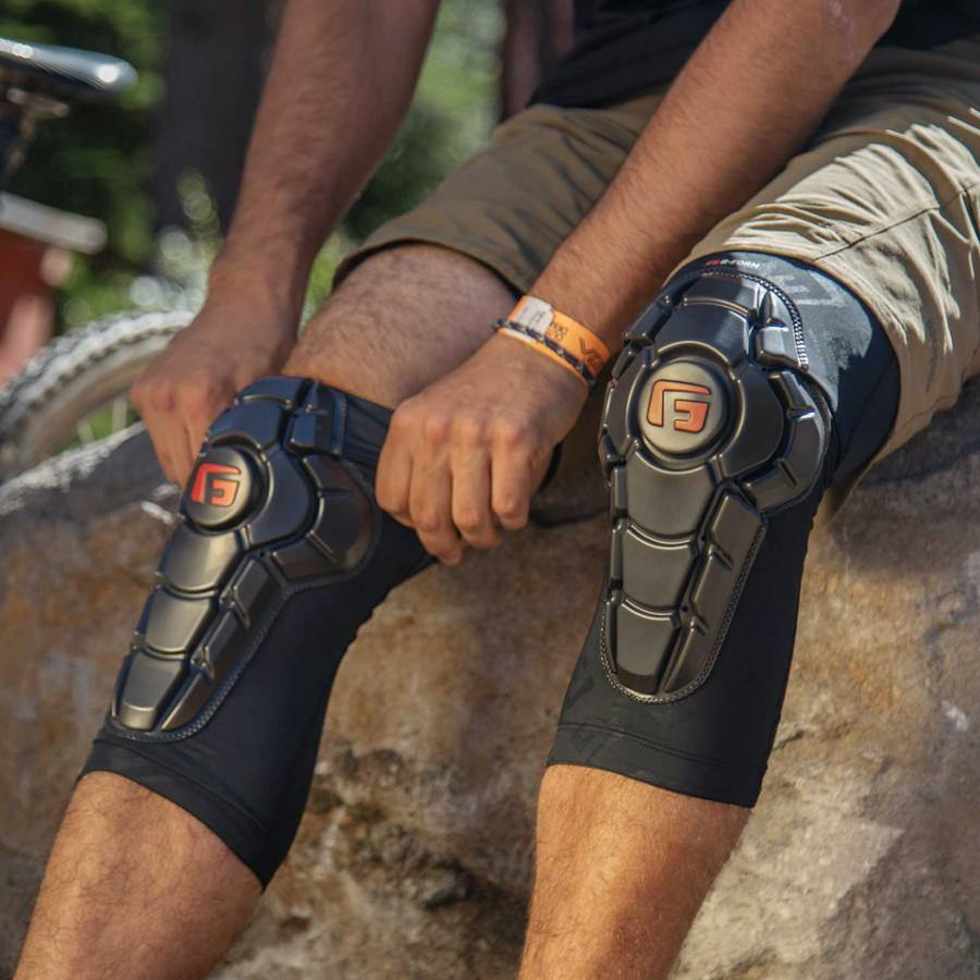 Pumpanickel Sports Shop G-Form Pro-X2 Knee Pads give you the protection you need, when you need it
