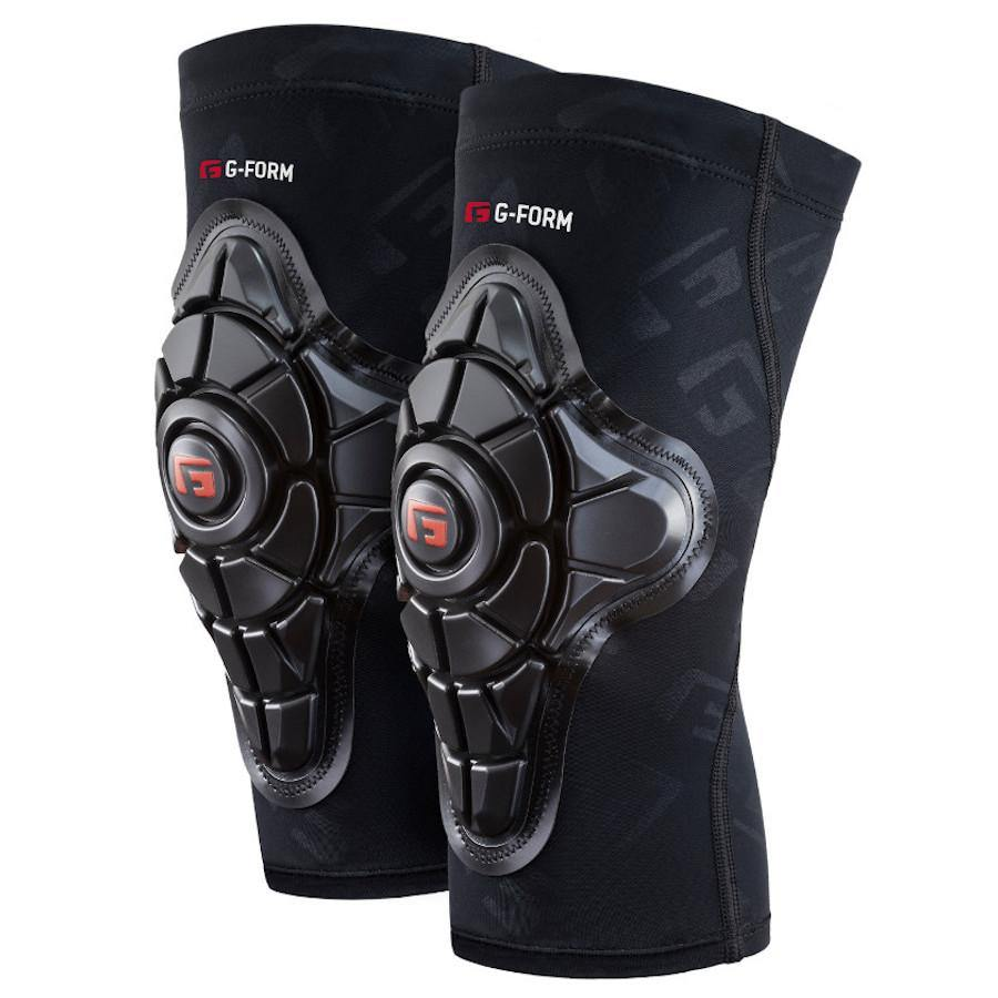 Pumpanickel Sports Shop G-Form Pro-X Knee Pads feature innovative rate-dependent technology SmartFlex™ for maximum impact protection and virtually no bulk