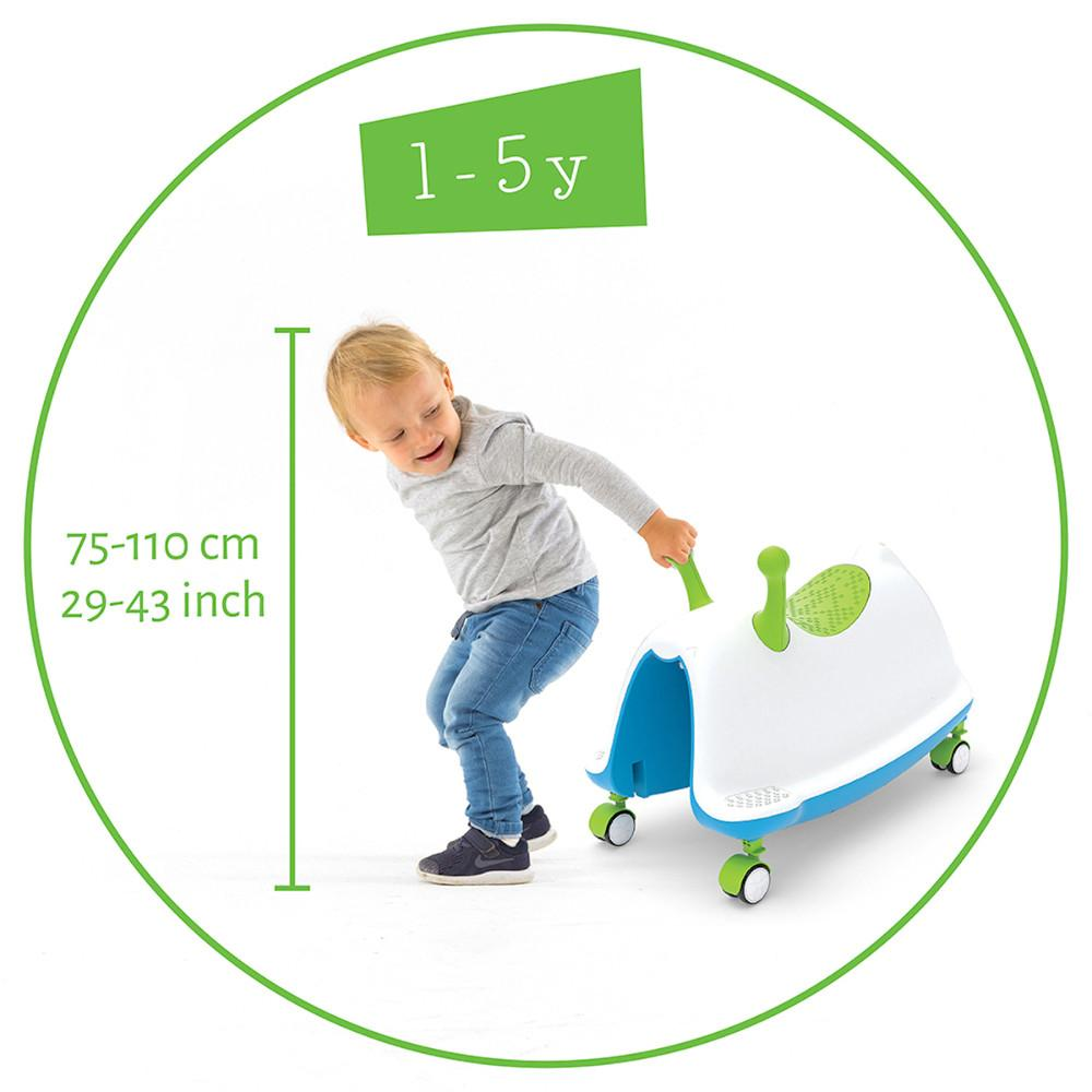 Pumpanickel Sports Shop Buy Chillafish Trackie 3-in-1 Walker Rocker Ride-On for age 1 to 5 Height 75cm to 110cm