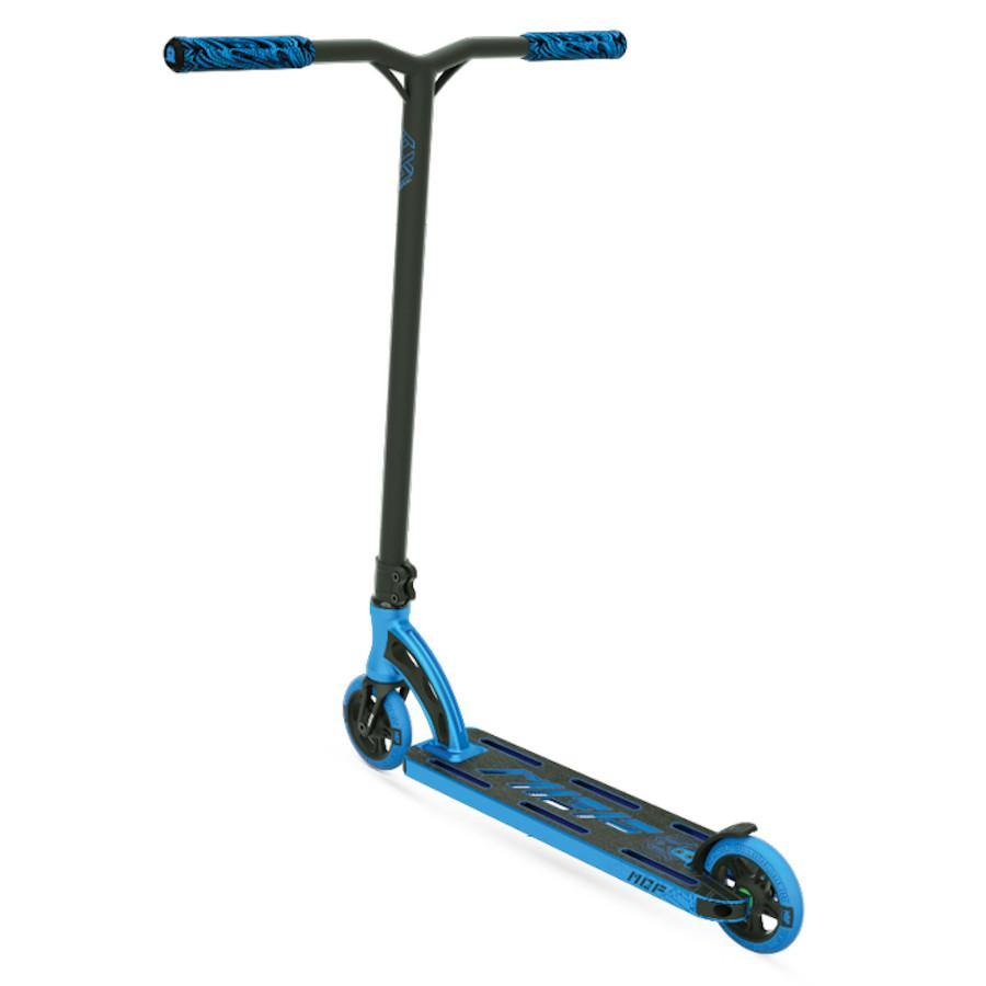 Pumpanickel Sports Shop MGP VX9 Team Freestyle Scooter Stunt Scooter Trick Scooter - Blue