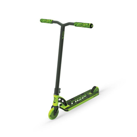 MGP VX9 Pro Freestyle Scooter Green for 6+ years