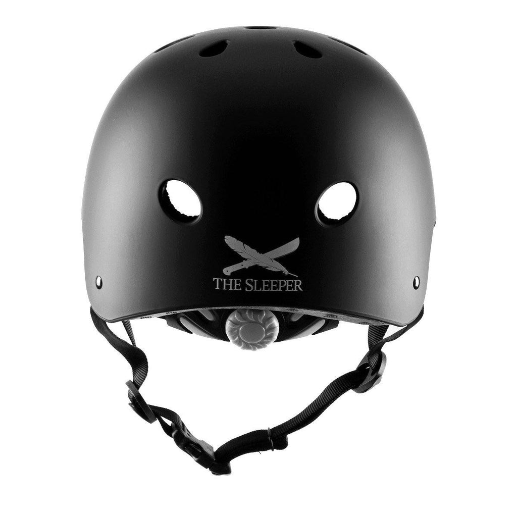 Gain Protection Sleeper Helmet - certified action sports helmets with size adjustable knob