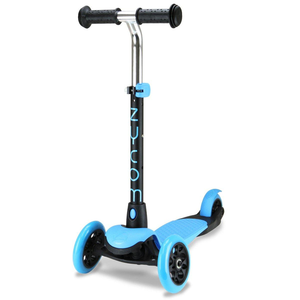 Pumpanickel Sports Shop Buy Zycom Zing 3 Wheel Kick Scooter for Kids. Blue for boys & girls, age 3 to 5 years