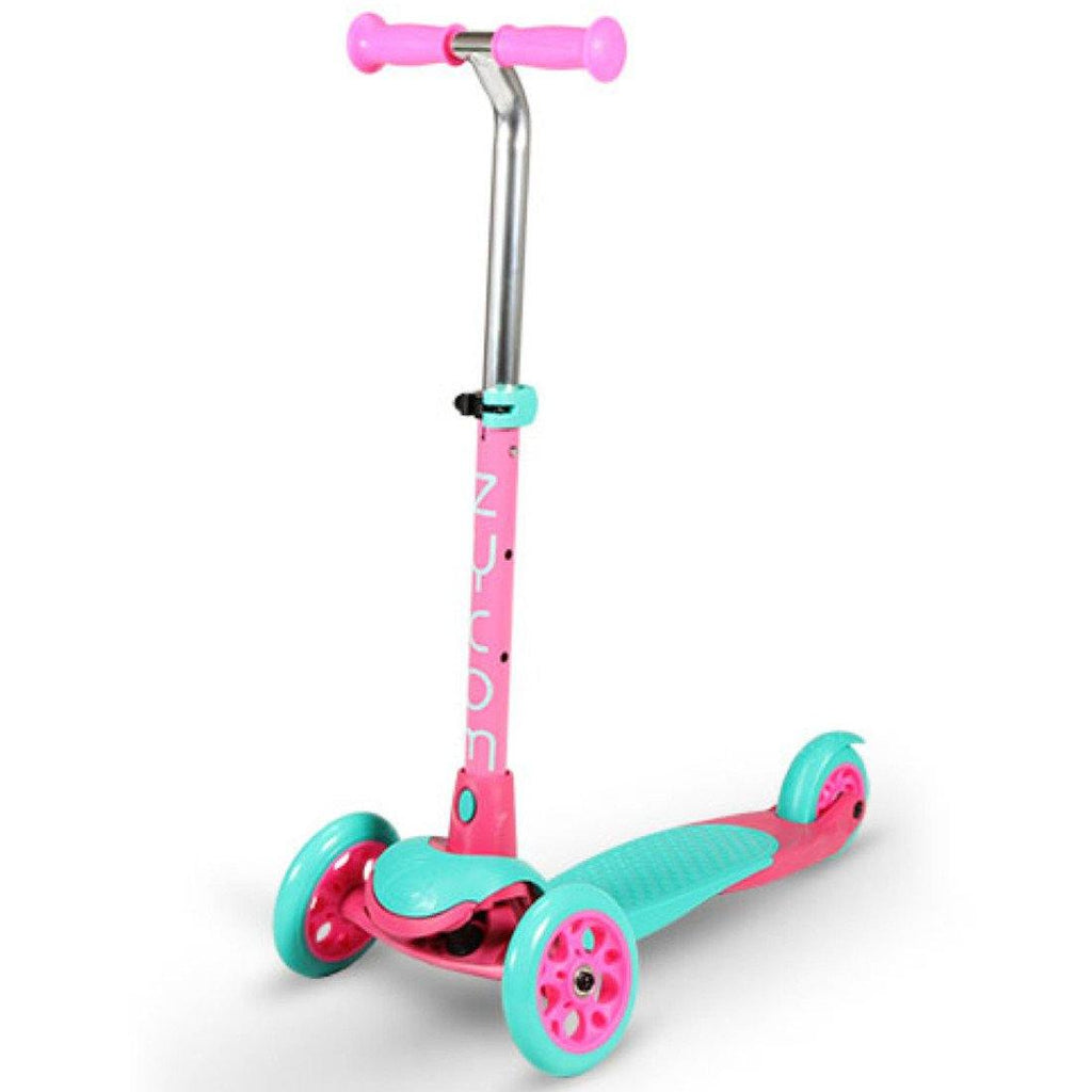 Pumpanickel Sports Shop Buy Zycom Zing 3 Wheel Kick Scooter for Kids. Teal for girls, age 3 to 5 years