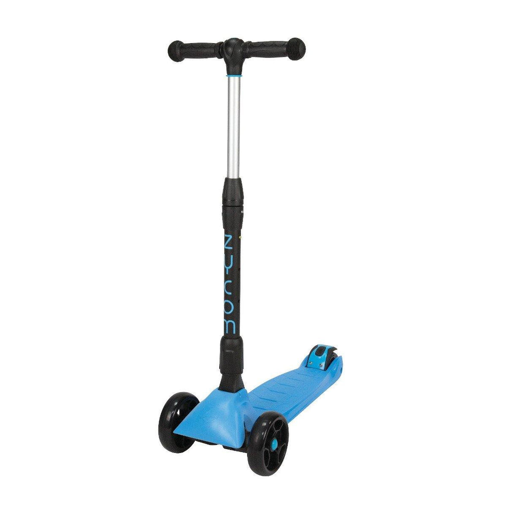 Pumpanickel Sports Shop Buy Zycom Zinger foldable kick scooter for kids age 5 to 8. Blue for boys and girls