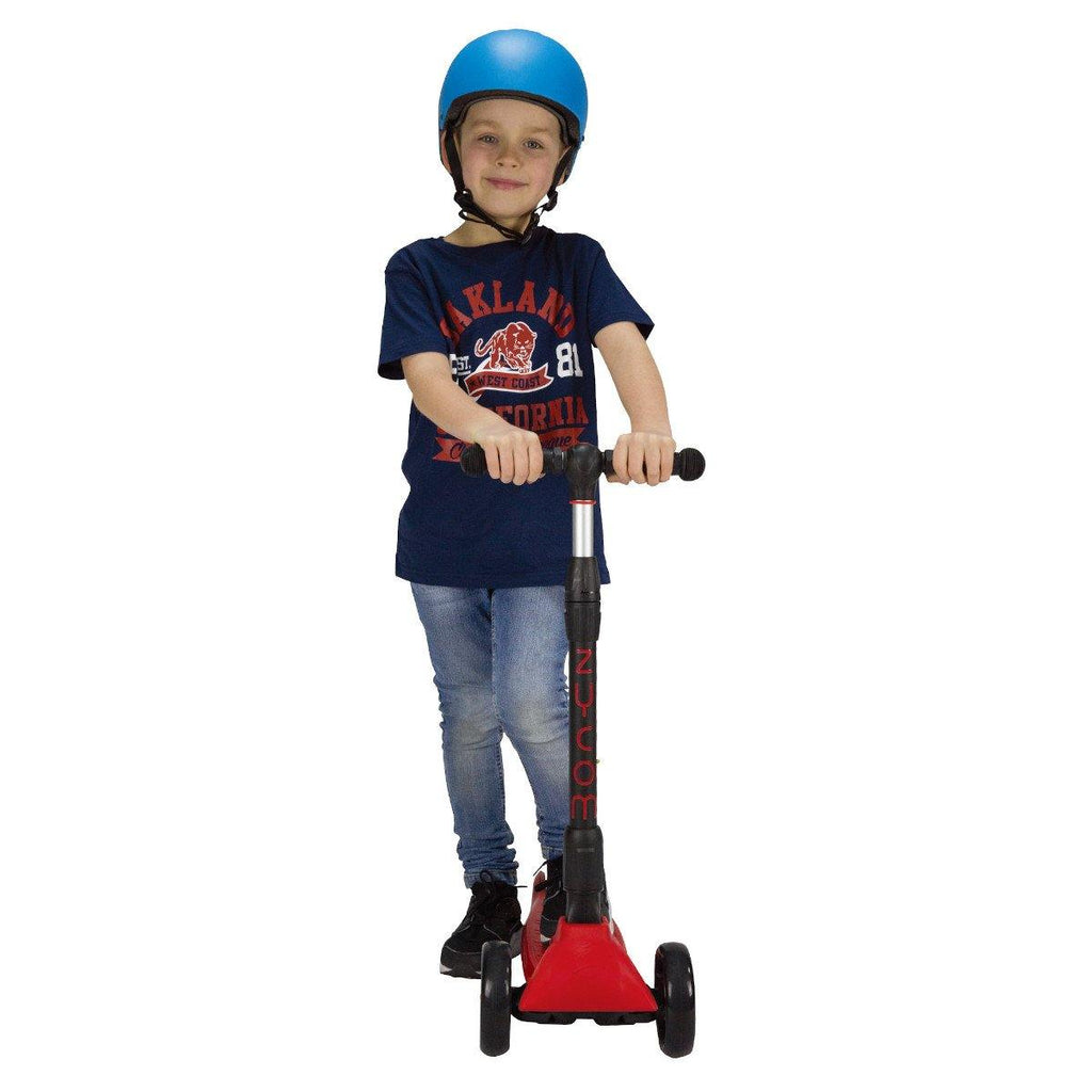 Pumpanickel Sports Shop Buy Zycom Zinger foldable kick scooter for kids age 5 to 8. Red for boys and girls