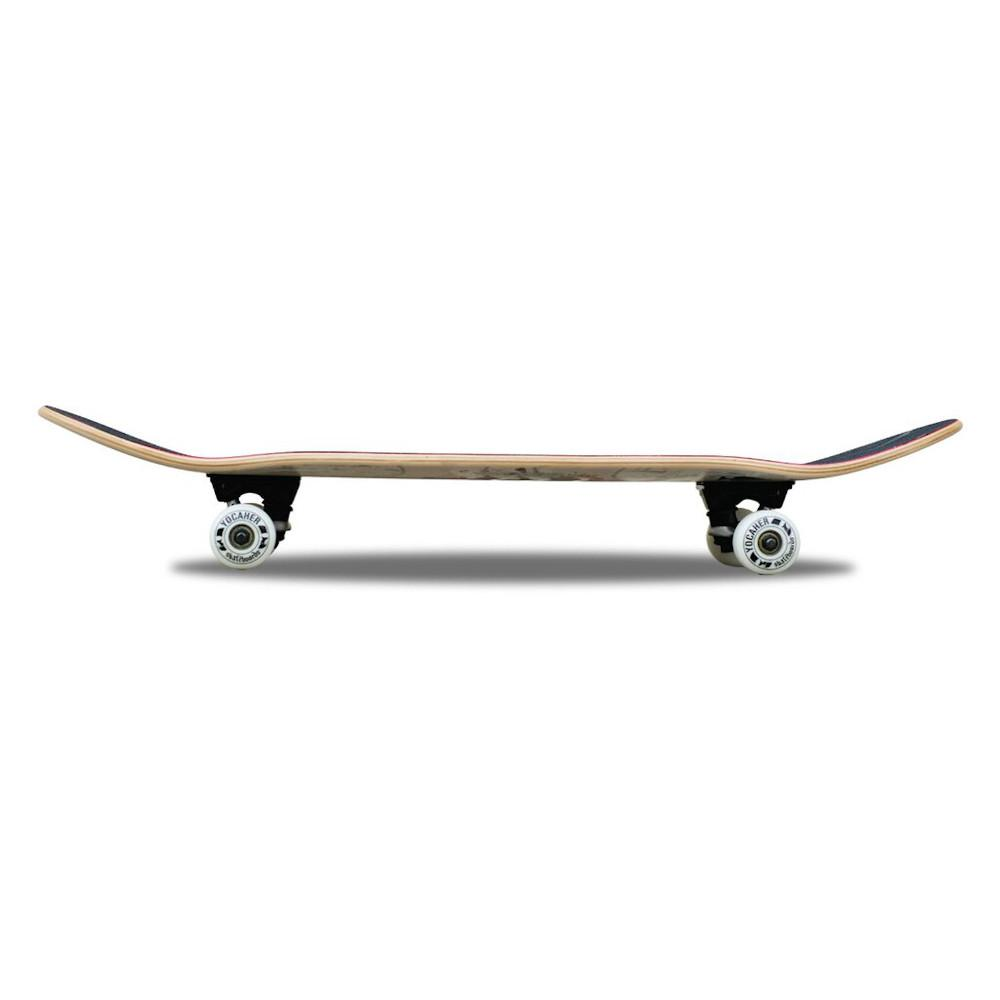 "Pumpanickel Sports Shop Buy Yocaher Singapore. Yocaher Skateboard 8"" complete skateboard Dynamic Series Robot Punked"