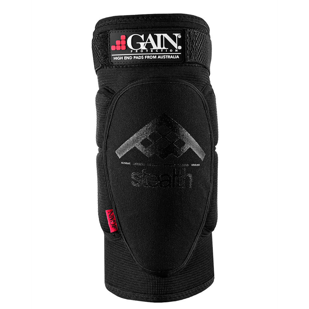 Pumpanickel Sports Shop Gain Stealth Knee Pads