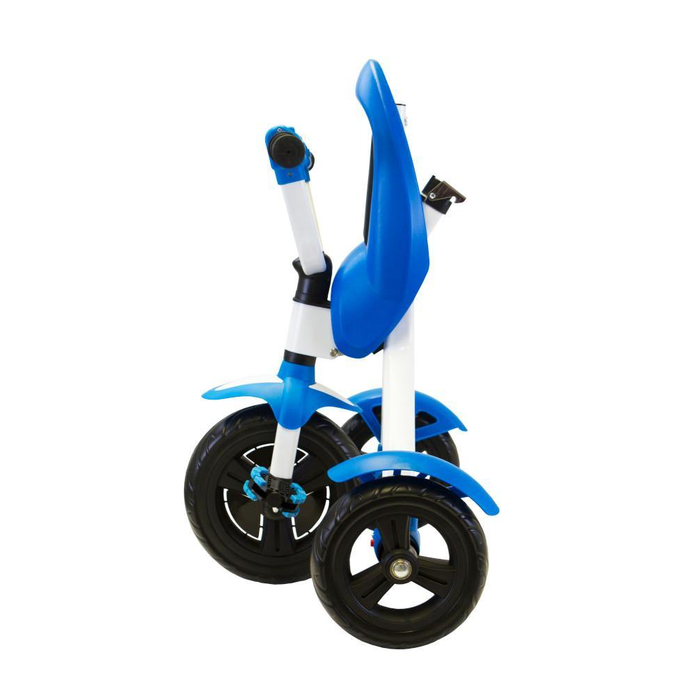 Pumpanickel Sports Shop Buy Zycom zTrike foldable kids tricycle Blue for boys and girls age 1.5 to 5 years