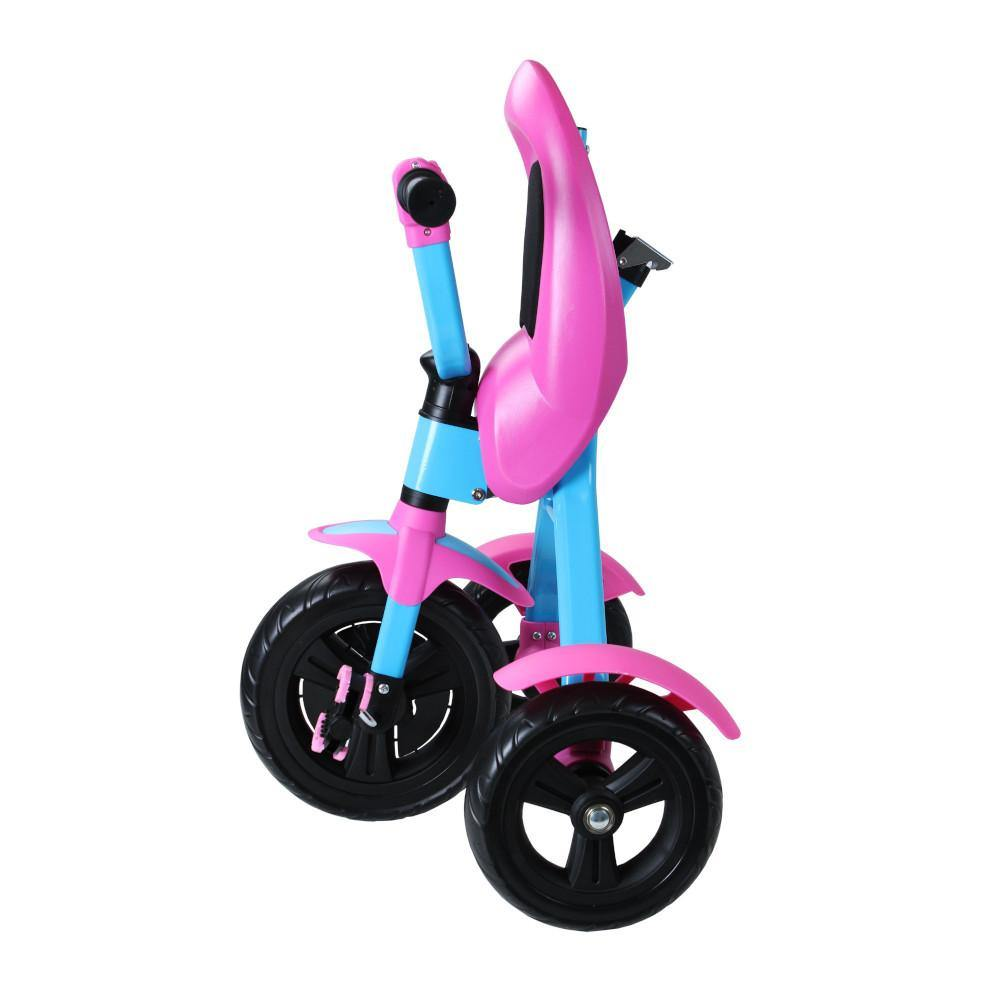 Pumpanickel Sports Shop Buy Zycom zTrike foldable kids tricycle Pink for girls age 1.5 to 5 years