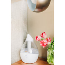 Crane Droplet Cool Mist Ultrasonic Humidifier Vapor Pads