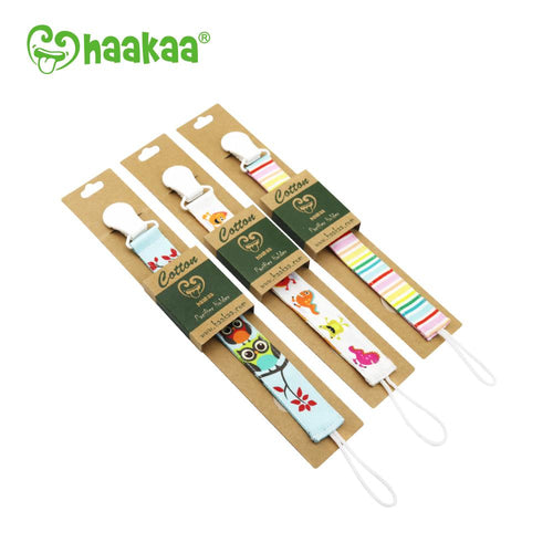 Haakaa Dummy and Teether Holder
