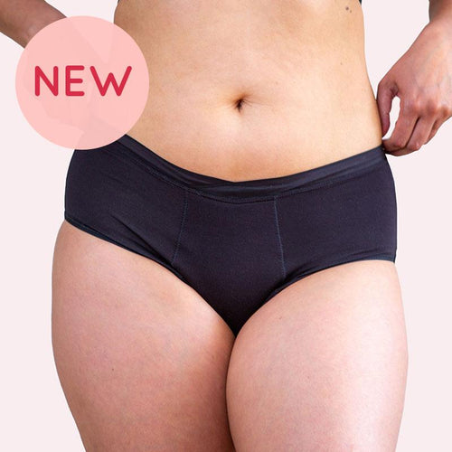 Love Luna Period Hi-Waisted Bamboo Brief Underwear