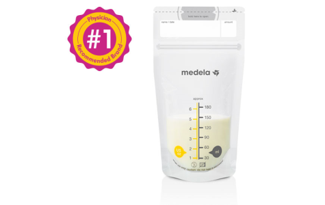 Medela Breastmilk Storage Bags (25pk)