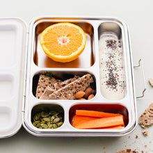 Nestling Stainless Steel 5C Bento Lunchbox