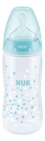 Nuk First Choice Plus Baby Bottle