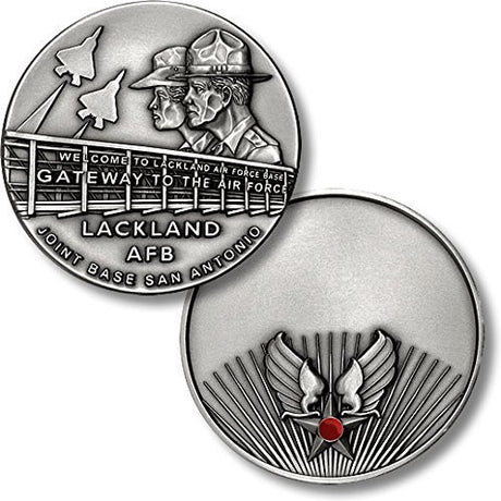 Lackland AFB Challenge Coin