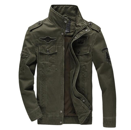 Mens Military Army Jacket