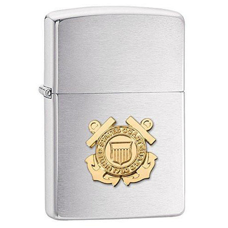 Zippo Coast Guard Lighter