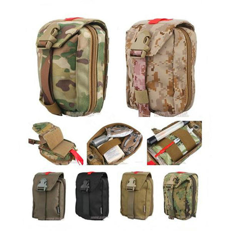 Molle Military Tactical Camouflage First Aid Kit Army Marines Navy Seals Army Shop Army Store