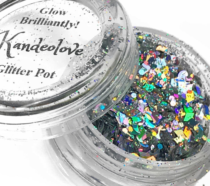 Crushed Metal, Glitterally
