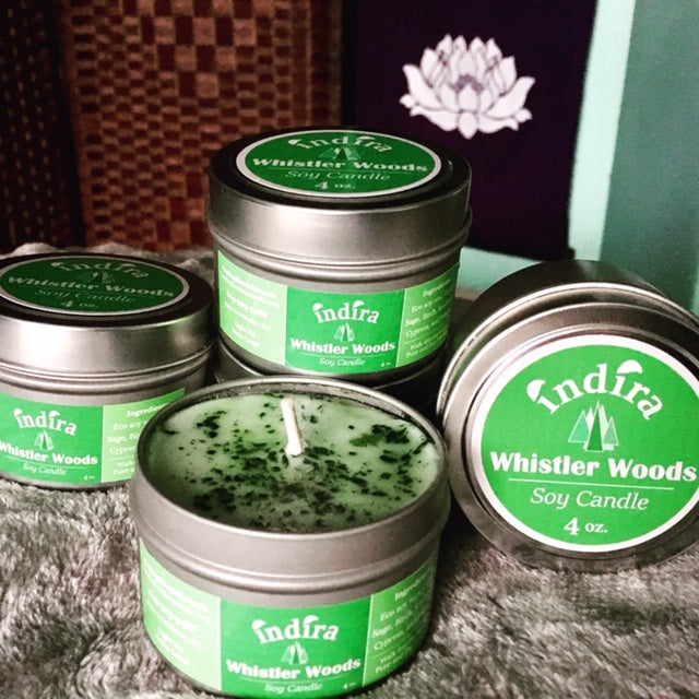 Whistler Woods Eco Soy Candle