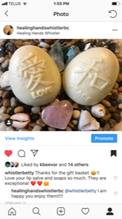 Relaxing Massage Bar