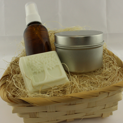 Nurture with Nature Set - Handmade products by a registered TCM in whistler, BC