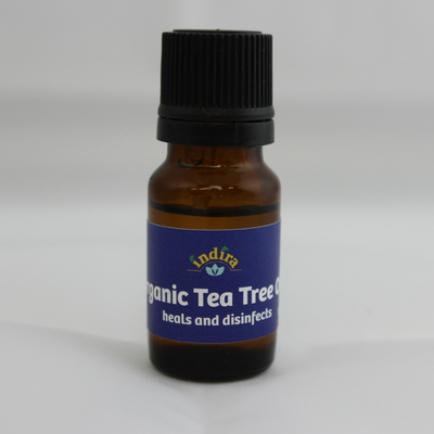 Organic Tea Tree Oil - Hand made products by a registered TCM doctor in Whistler, BC