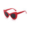 Red Monaco Round Cat Eye Minimal Simple Thick Vintage Polycarbonate Frames UV400 - Free Shipping – Monarch Tokyo – Japan Fashion – Premium Sunglasses, Luxury Brand – Pairs, Specs, Shades, Frames, Sunnies