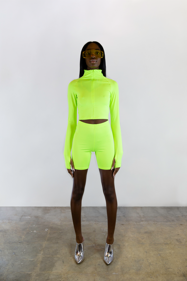 SLIME LONG SLEEVE CYCLE SET