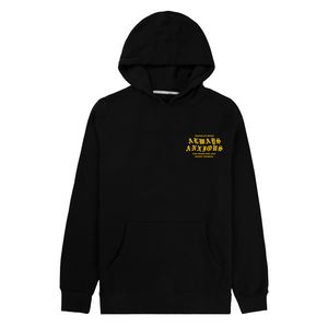"""TROUBLED MINDS"" PULLOVER HOODED SWEATER - skuzgang"