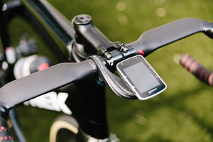 KOM Garmin Mount on Bike