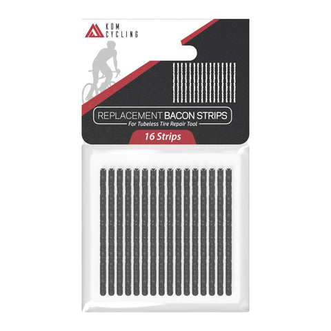 Tubeless Repair Strips